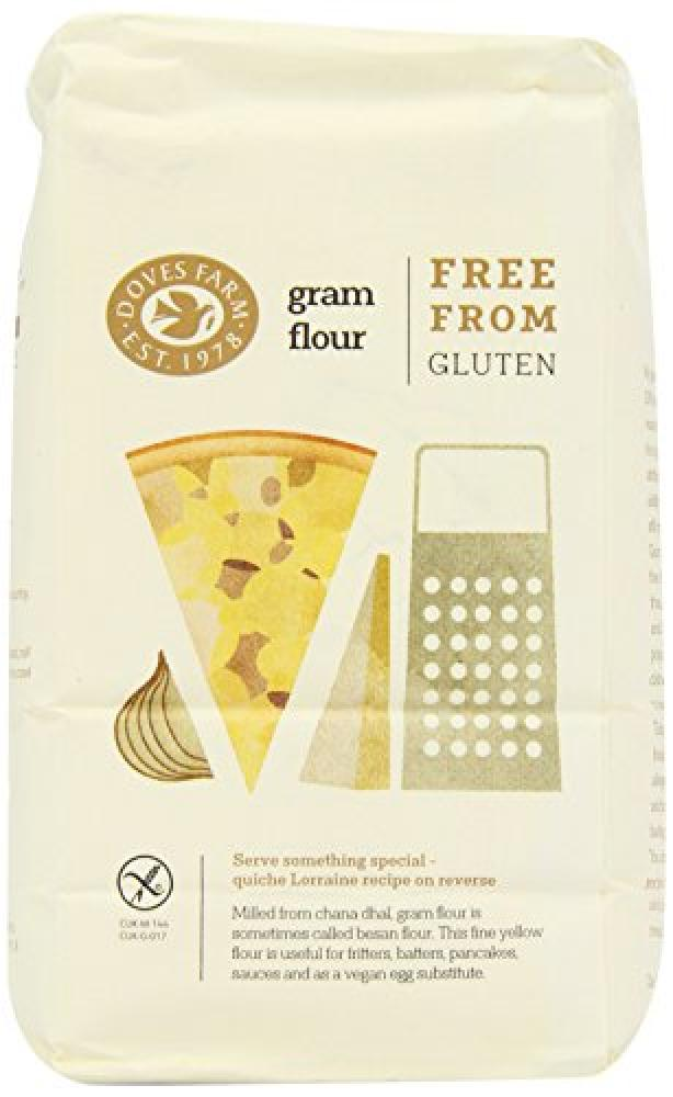 Doves Farm Gram Flour 1 kg