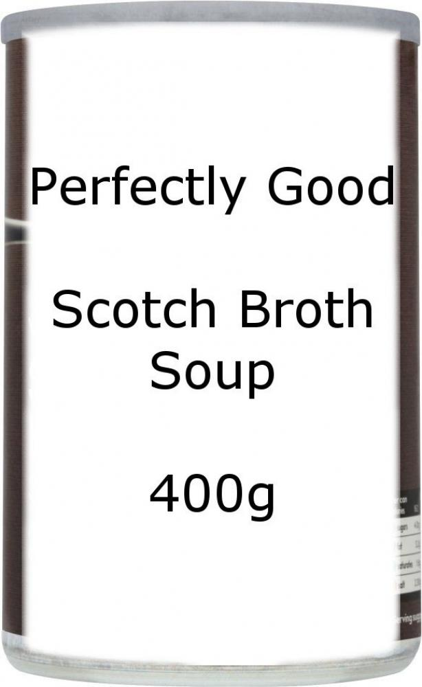 Perfectly Good Scotch Broth Soup 400g