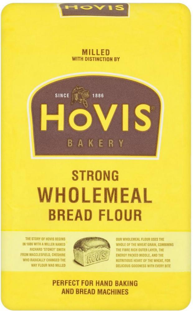 Hovis Strong Wholemeal Bread Flour 1500g