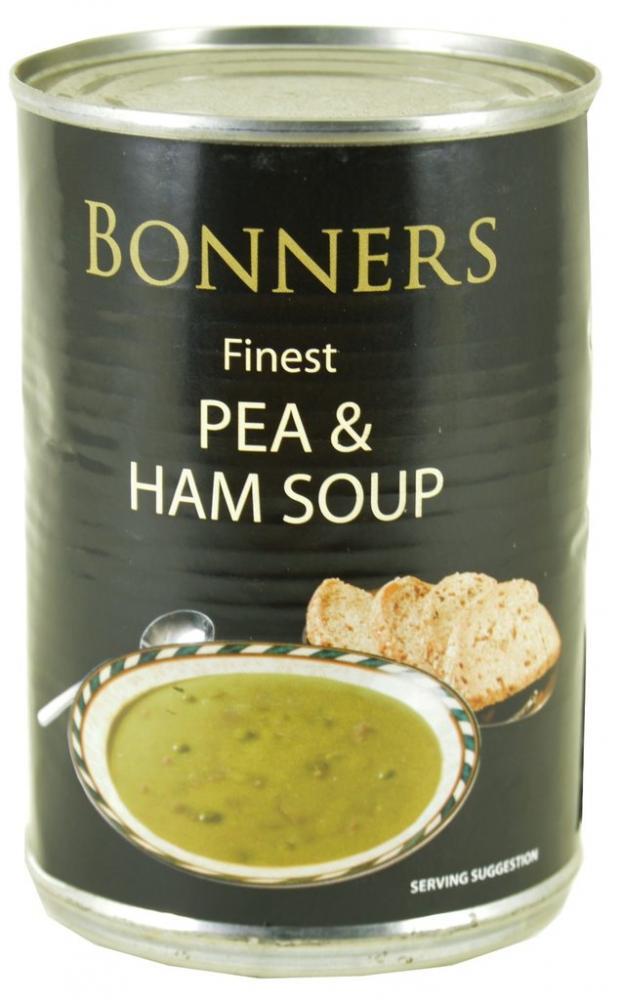 Bonners Finest Pea and Ham Soup 400g