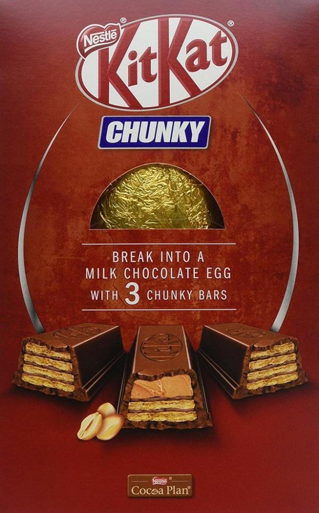 Kit Kat Chunky Collection Easter Egg 322g