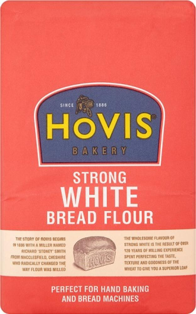 Hovis Bakery Stong White Bread Flour 1.5kg