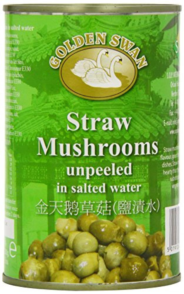 Golden Swan Brand Straw Mushroom 425 g
