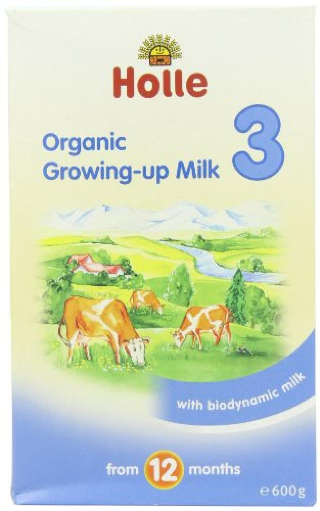 Holle Organic Growing Up Milk 3 600 G
