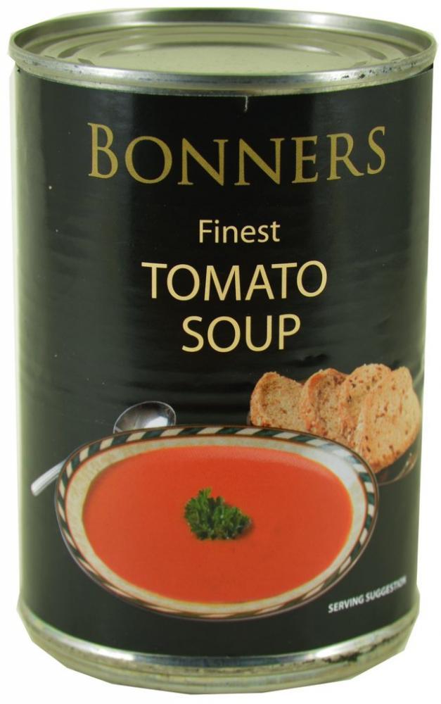 Bonners Finest Chunky Tomato Soup 400g