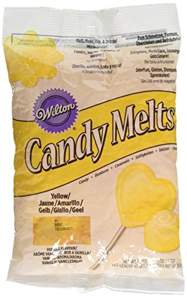 Wilton Candy Melts Yellow 340 g