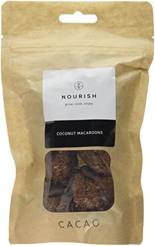 Nourish Cacao Macaroons 140 g