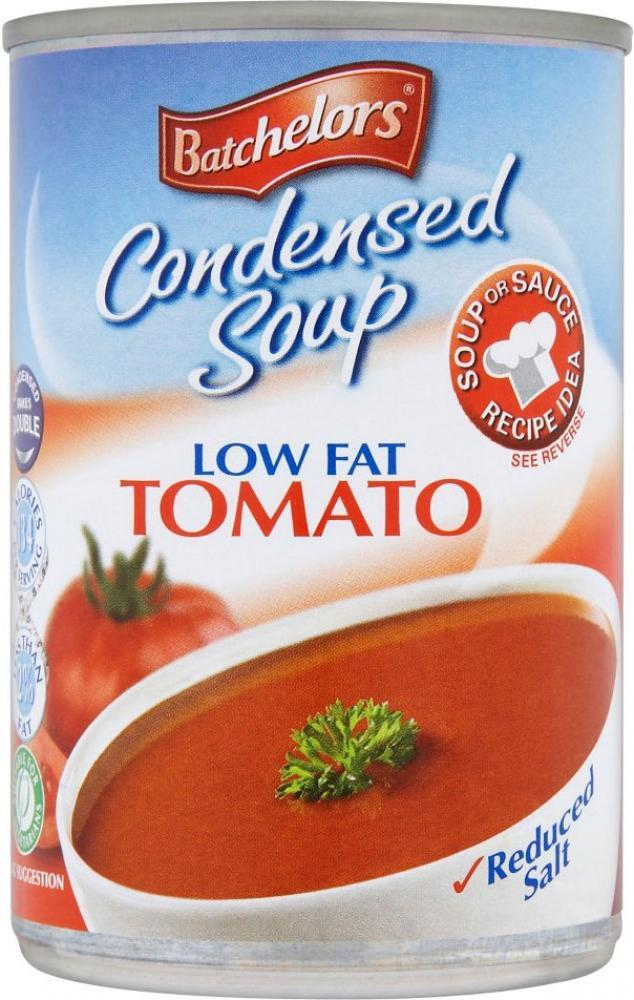 Batchelors Condensed Tomato Soup Low Fat 295g