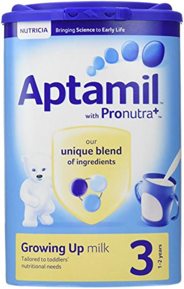 Aptamil Stage 3 Growing Up Milk Powder 900g