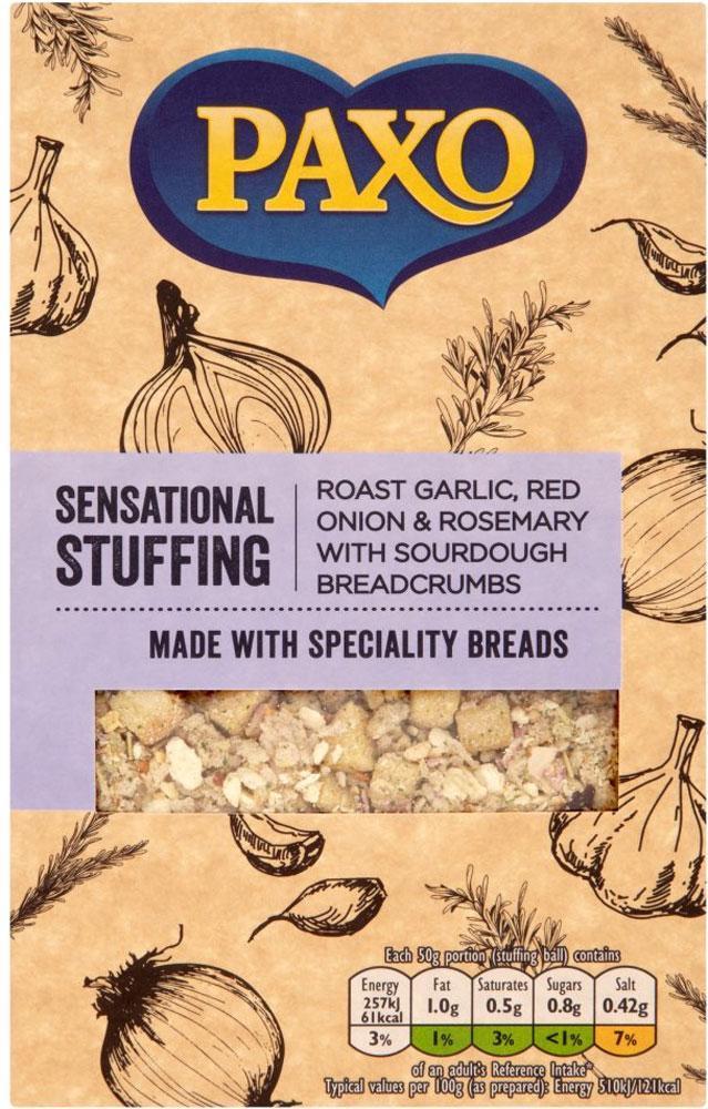Paxo Sensational Stuffing 110g