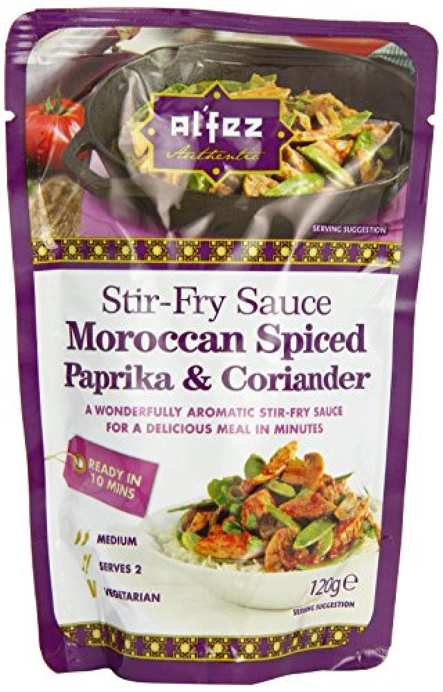 Alfez Paprika and Cor Stir-Fry Sauce 120 g