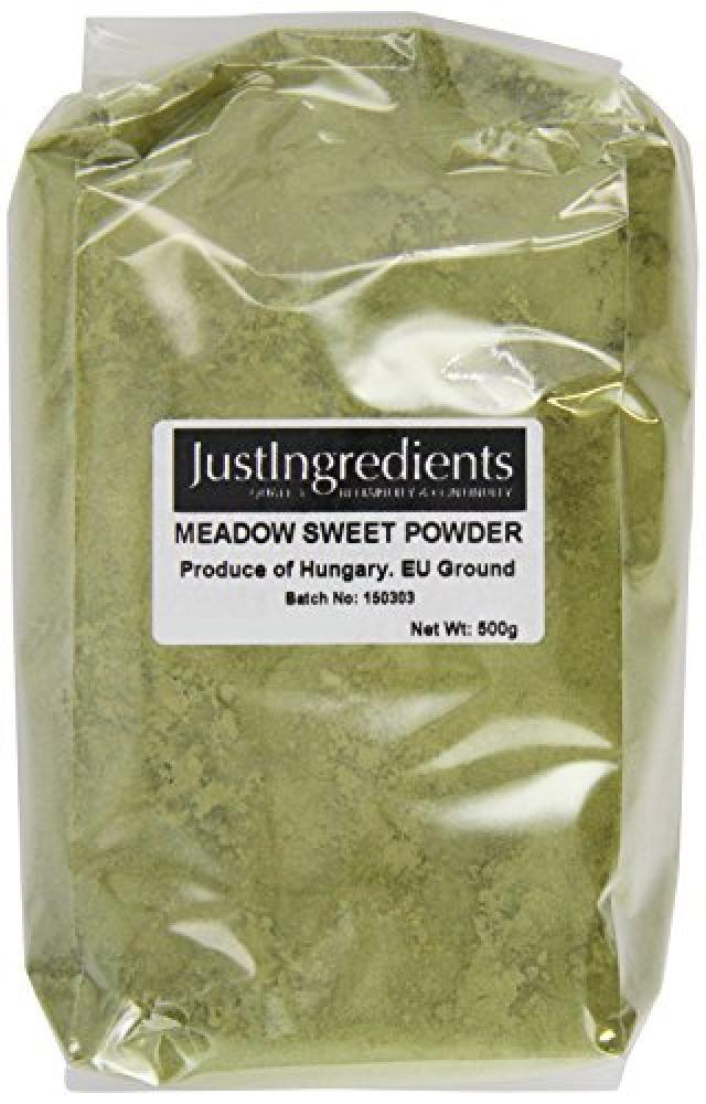 JustIngredients Meadowsweet Powder 500 g