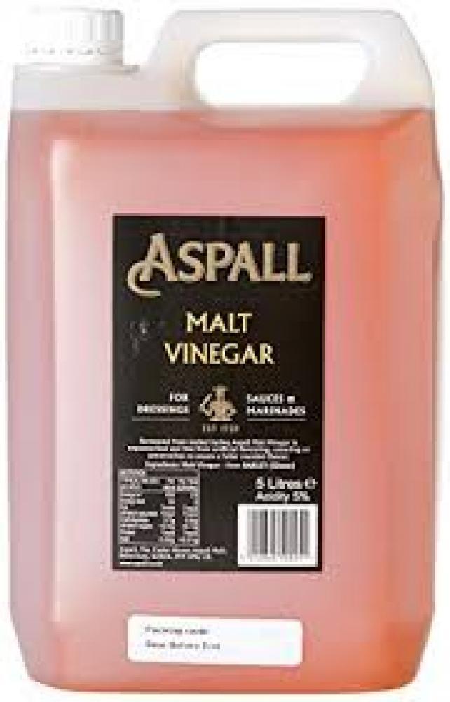 Aspall Malt Vinegar 5L