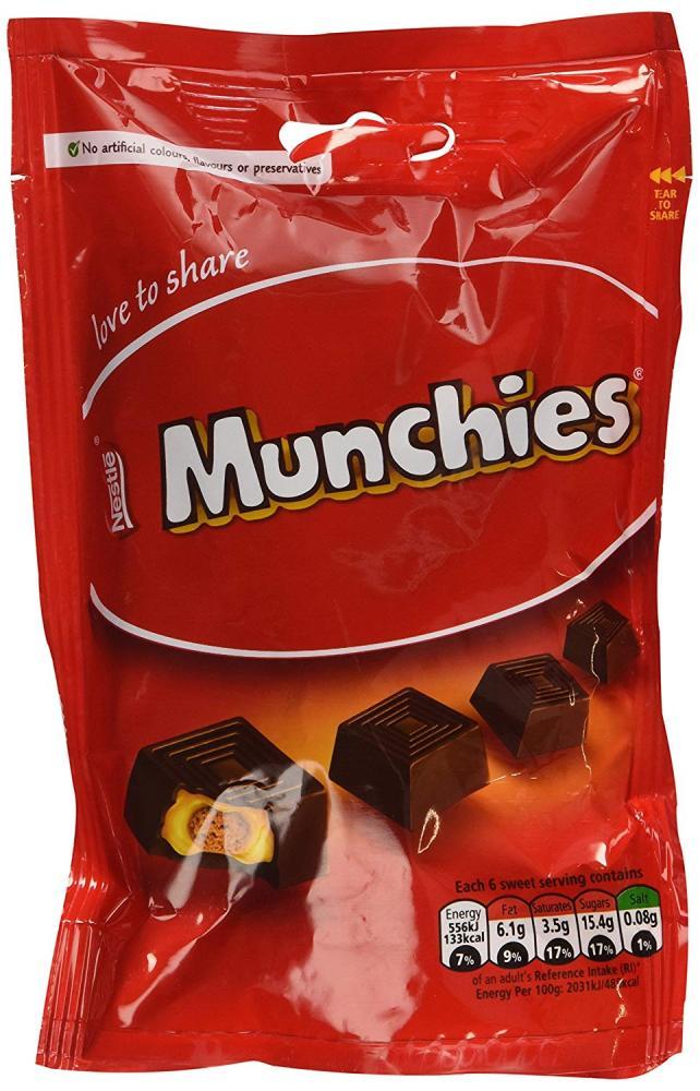 Nestle Munchies 104g