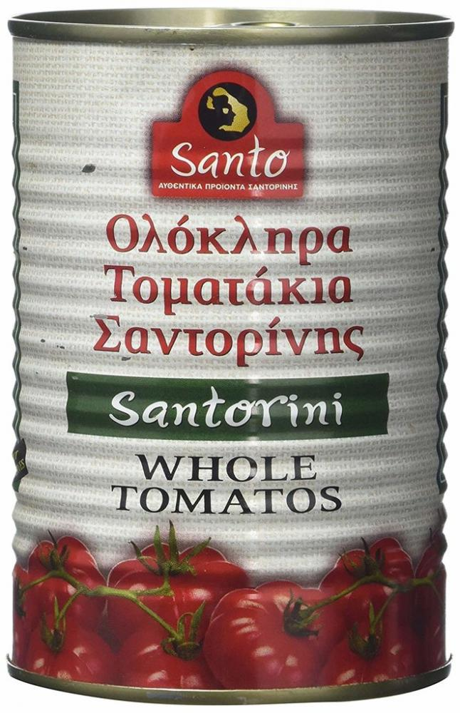 Santo Santorini Whole Tomatoes in Tin 400g