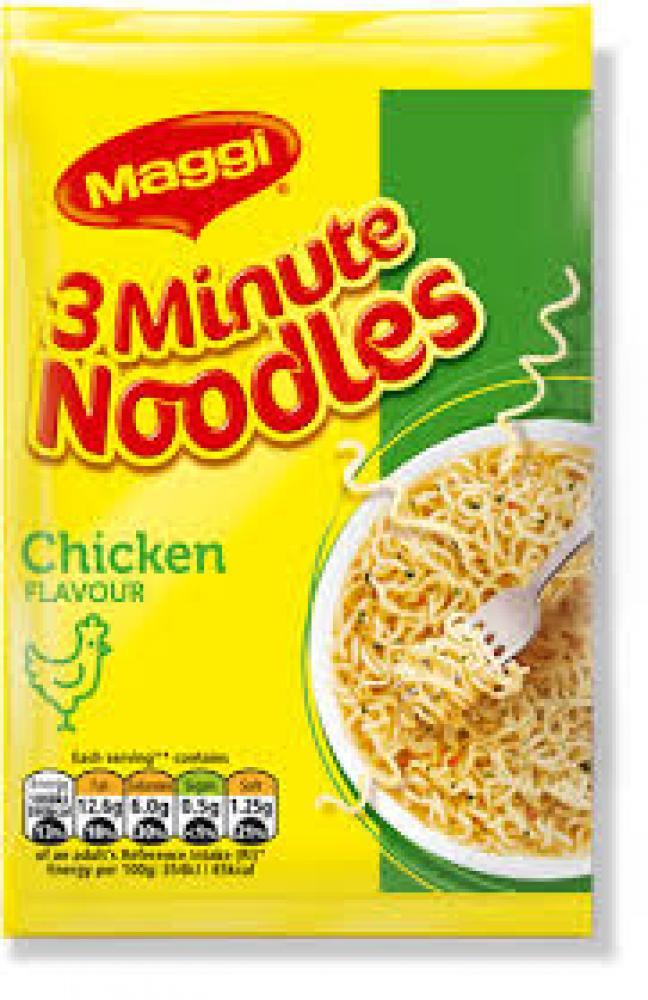 Maggi 3 Minute Noodles Chicken Flavour 59g