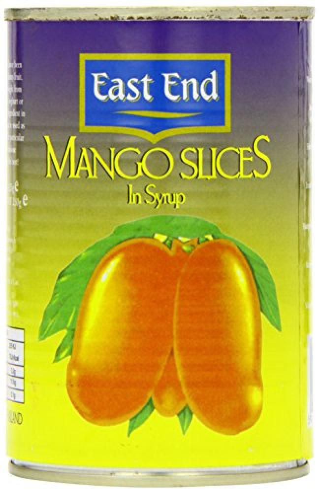 East End Mango Slices in Syrup 425g