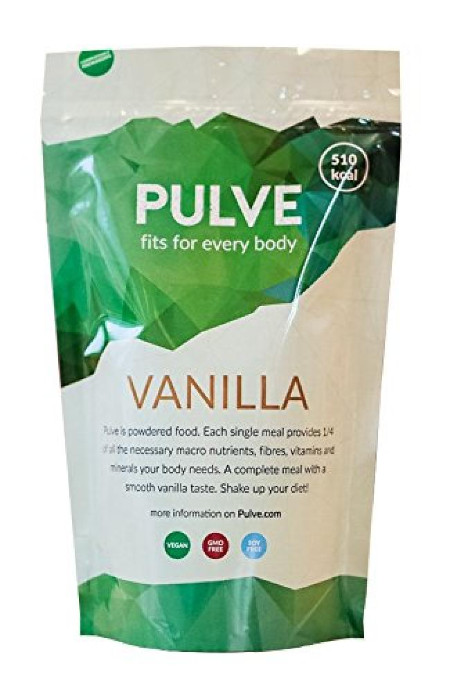 Pulve Meal Replacement Shake Single Pouch - Vanilla 110g
