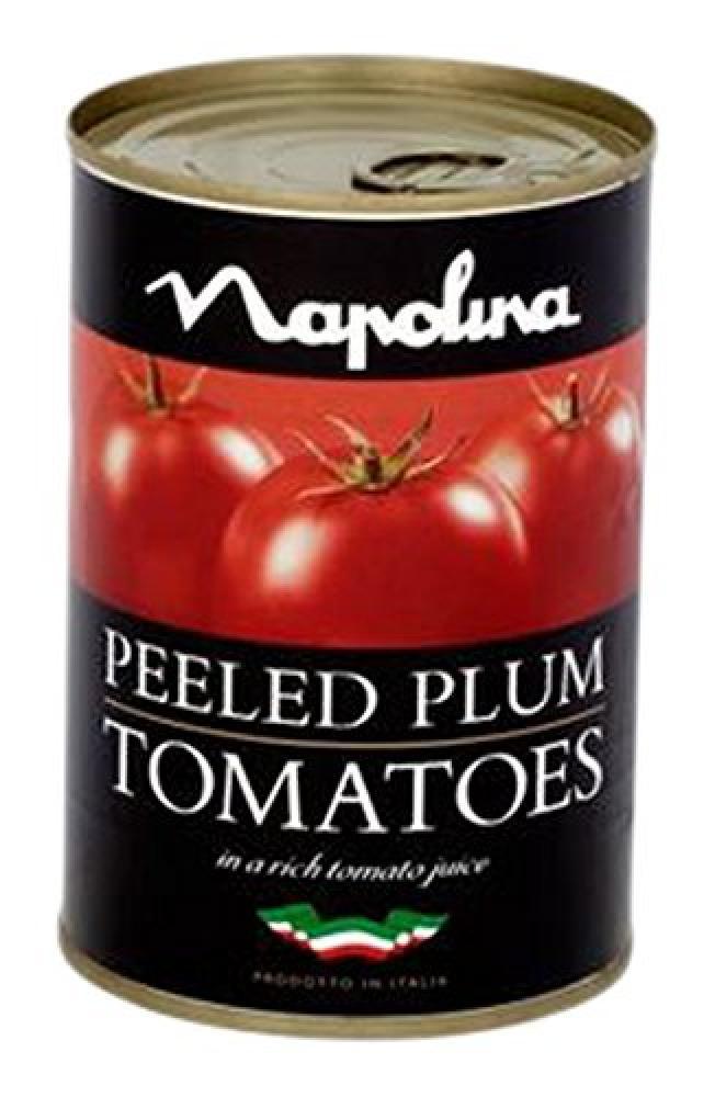 Napolina Peeled Plum Tomatoes 400g