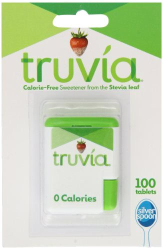 Truvia 100 Tablets 5 g