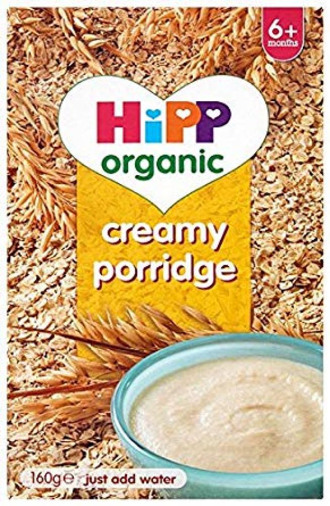 HiPP Organic Stage 1 From 6 Months Creamy Porridge 160g