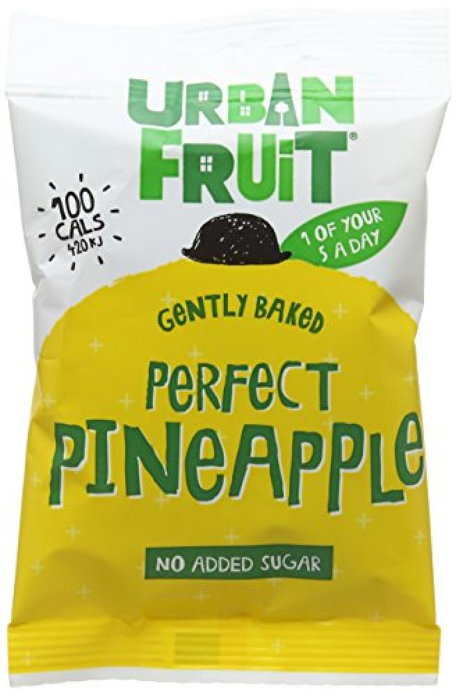 Urban Fruit Perfect Pineapple Snack Pack 35g