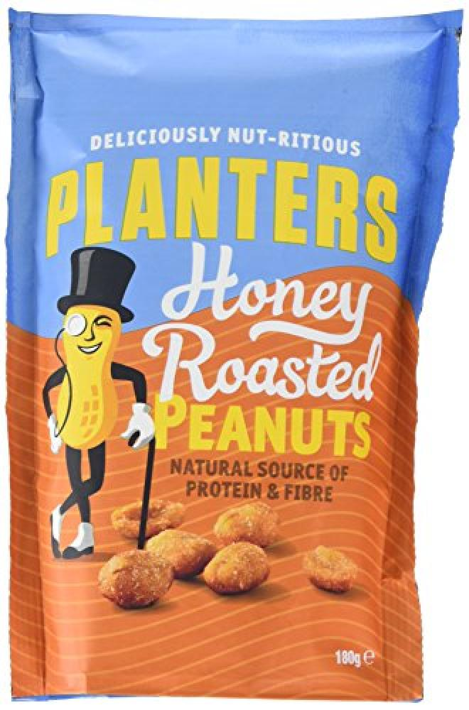 heinz planters honey roasted peanuts 180 g approved food 87792