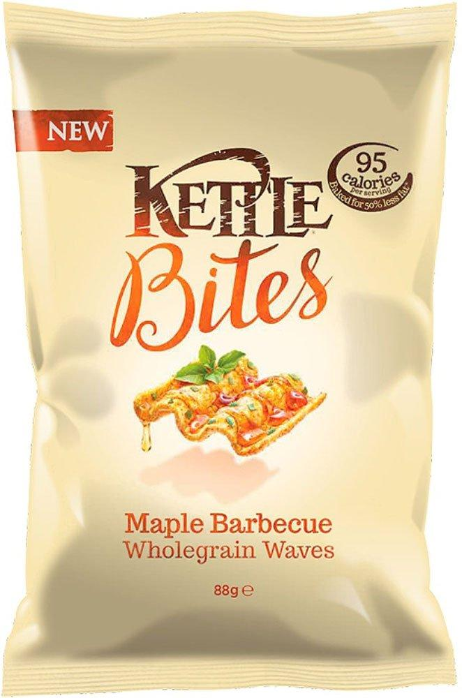 Kettle Bites Maple Barbecue 88g