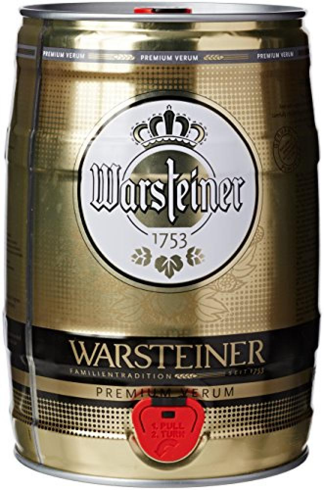 Warsteiner Mini Keg 5L