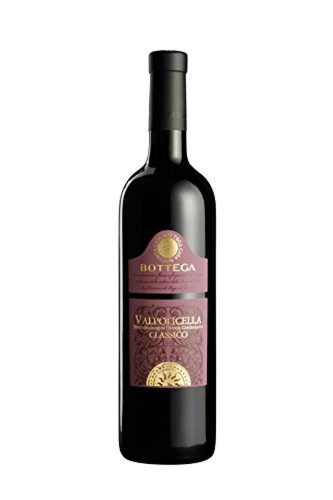 Bottega Valpolicella Classico DOC Wine 75cl