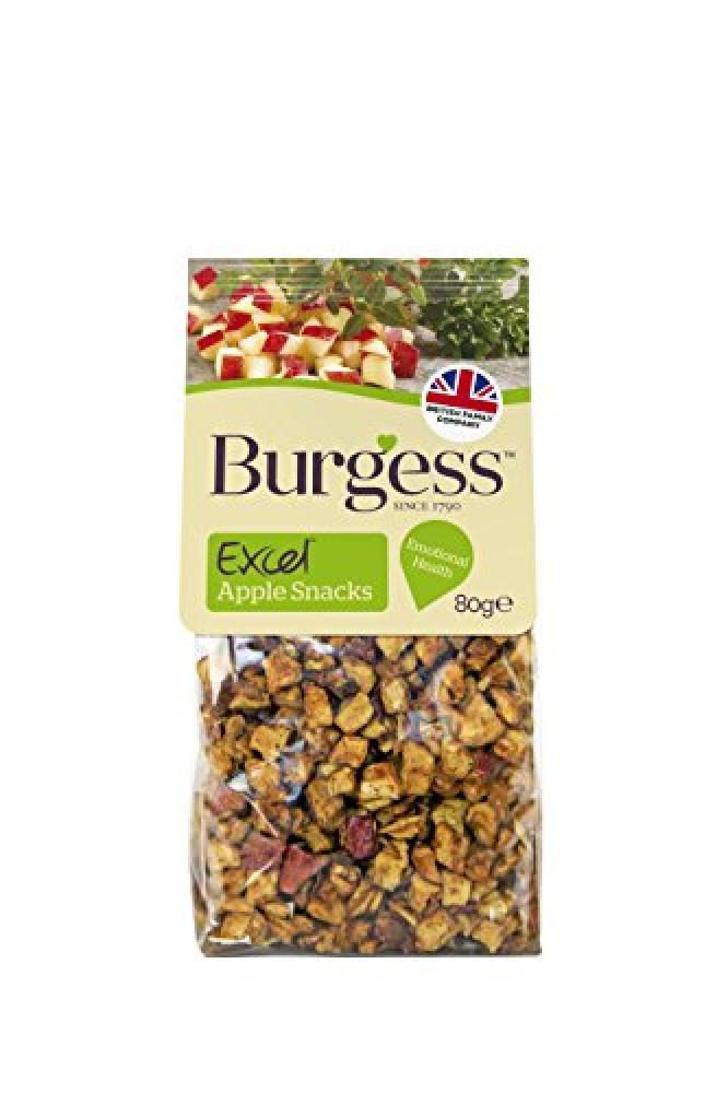 Burgess Excel Apple Snacks with Herb 80 g