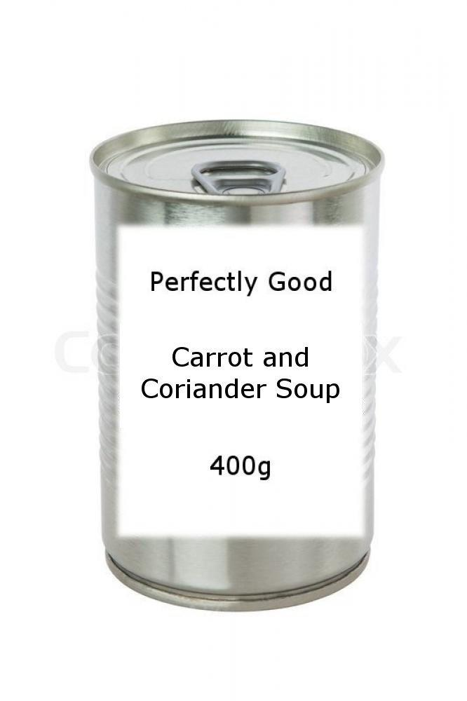 Perfectly Good Carrot and Coriander Soup 400g