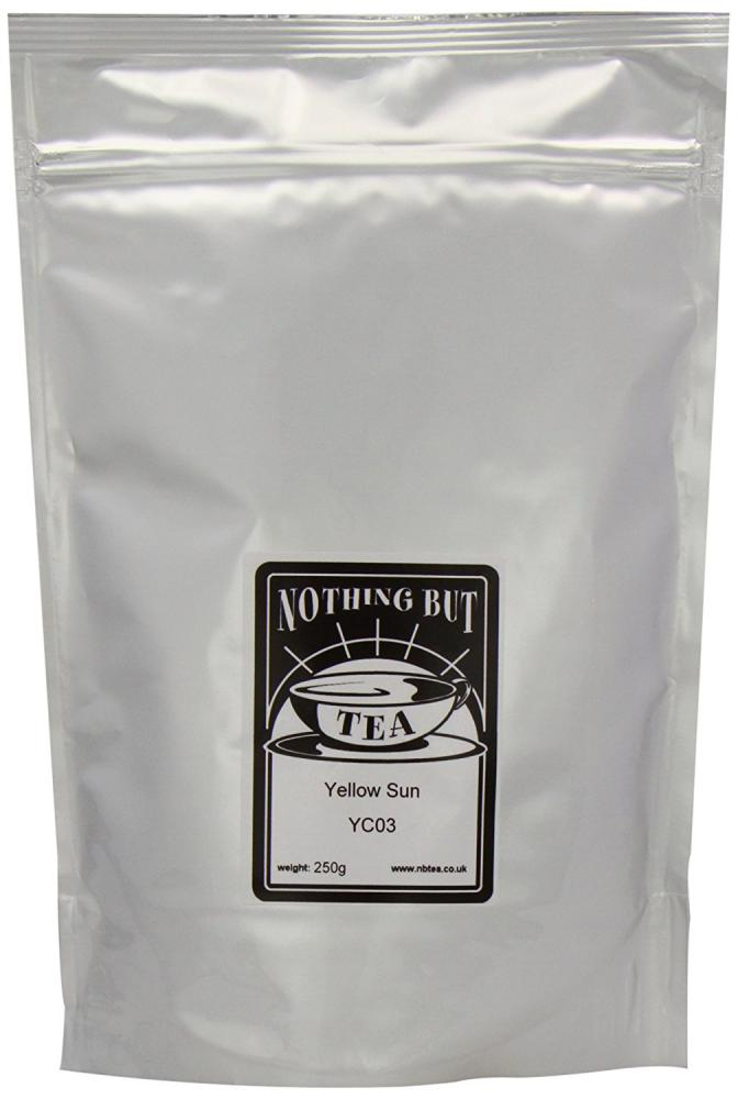 Nothing But Tea Yellow Sun 250g