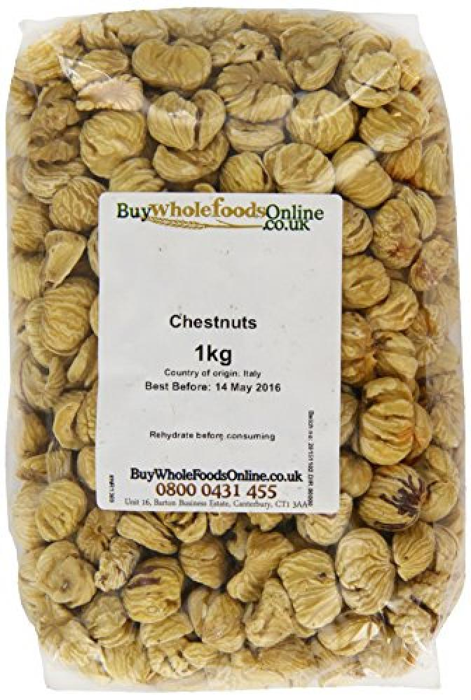 Buy Whole Foods Chestnuts Dried 1KG
