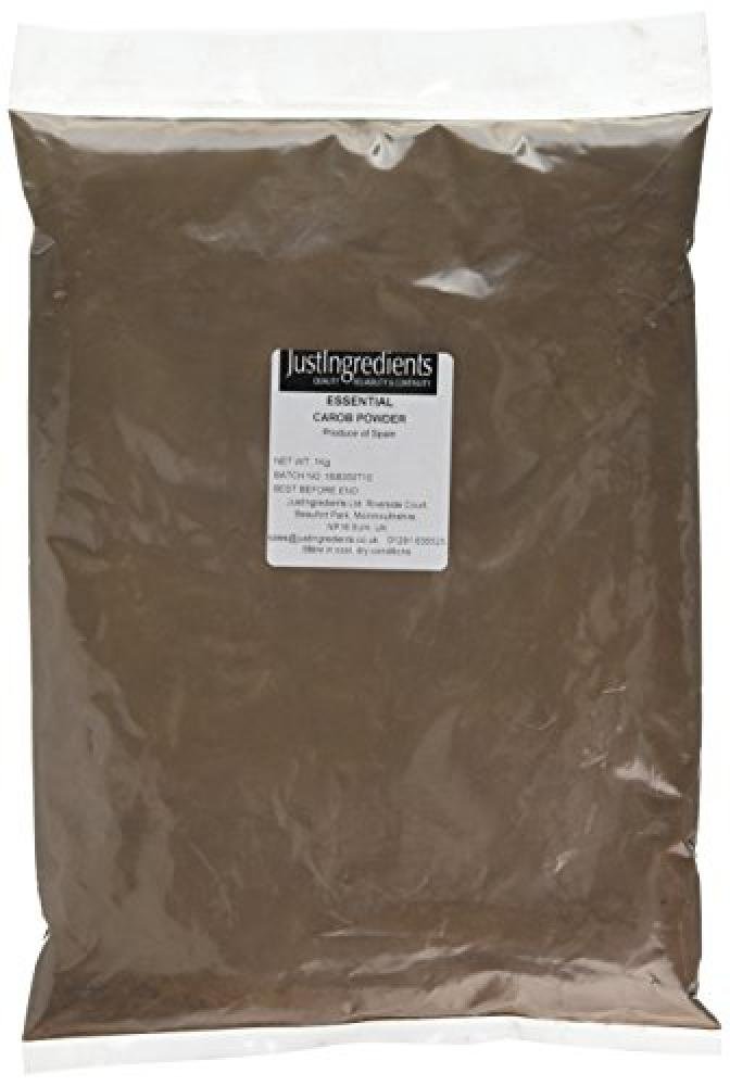 JustIngredients Essential Carob Powder 1kg