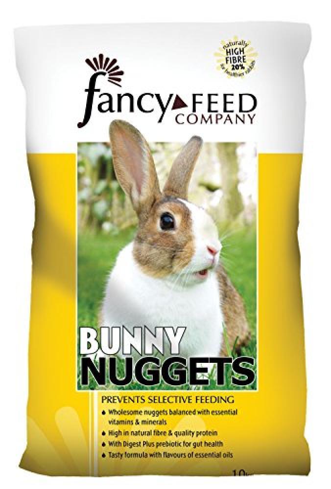 Fancy Feeds Bunny Nuggets Rabbit Food 10 kg