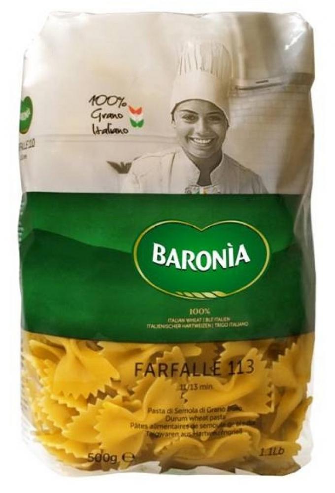 Baronia Pasta Bows 500g