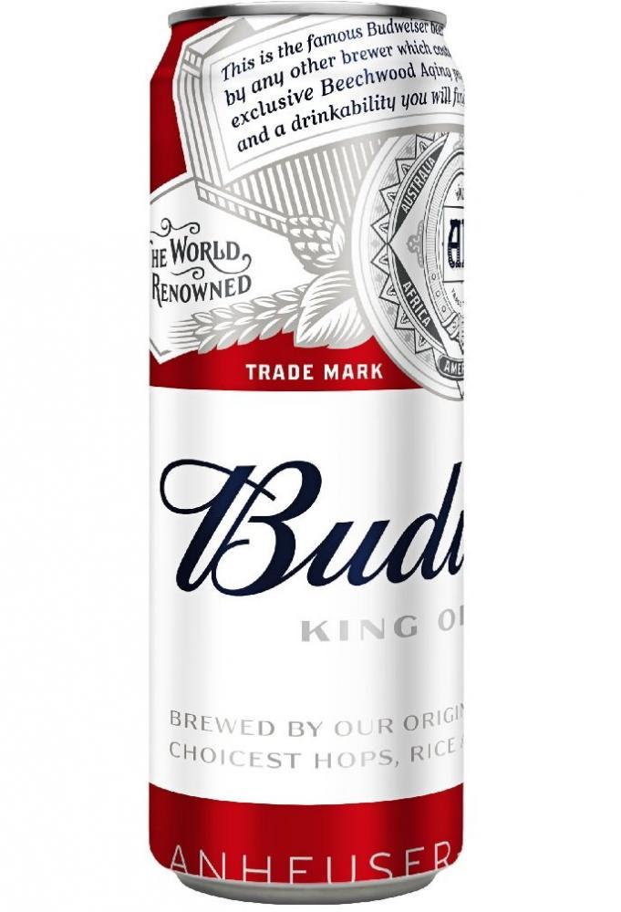 Budweiser Beer 568ml