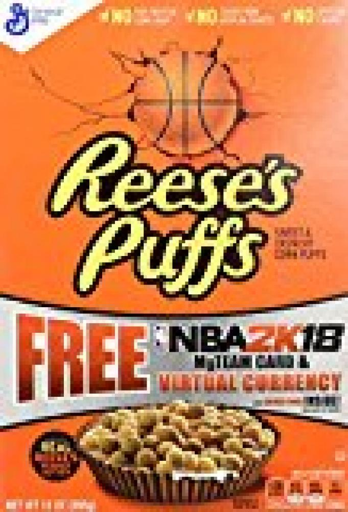 General Mills Reeses Puffs 368g