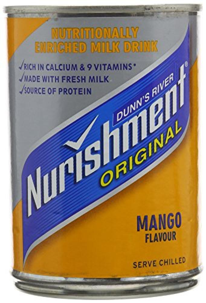 Dunns River Nurishment Original Mango 400 g