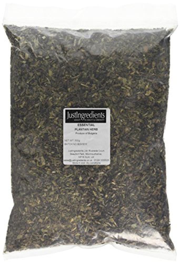 JustIngredients Essential Plantain Herb 500g