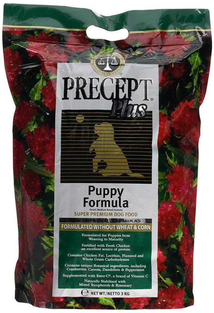Precept Plus Puppy Food 3kg