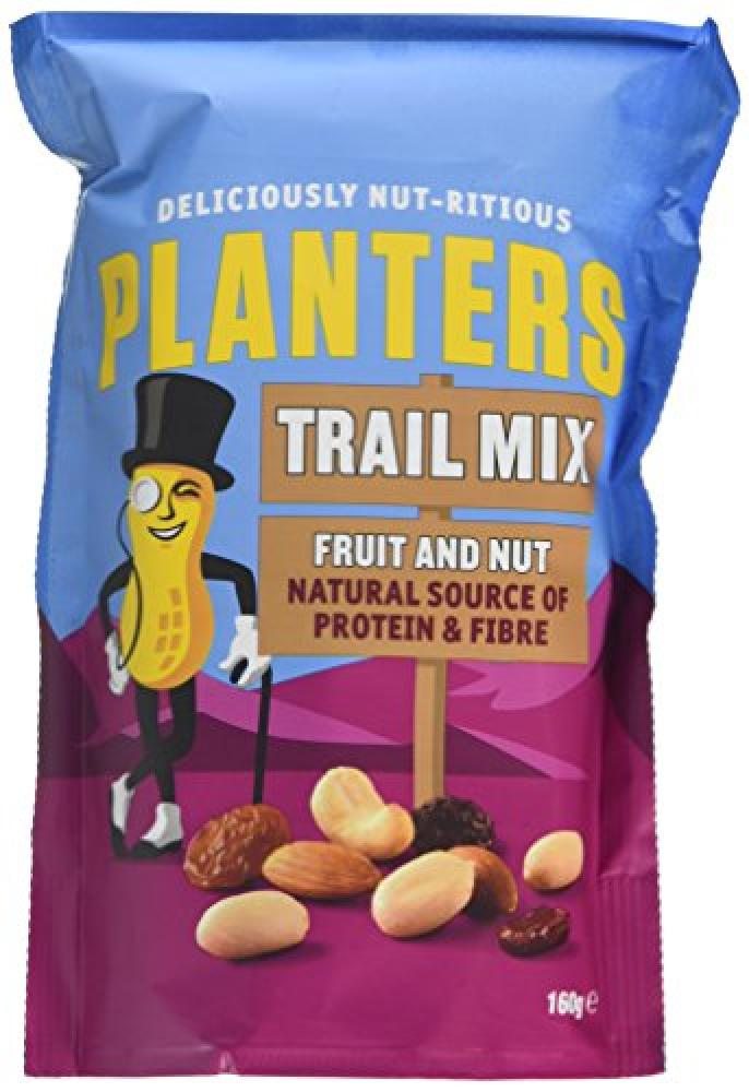 Heinz Planters Trail Mix Fruit and Nut 160g