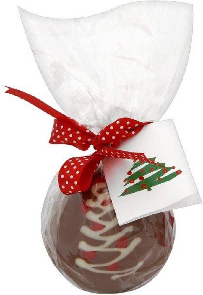 Stas Chocolatier Milk Chocolate Bauble 75g