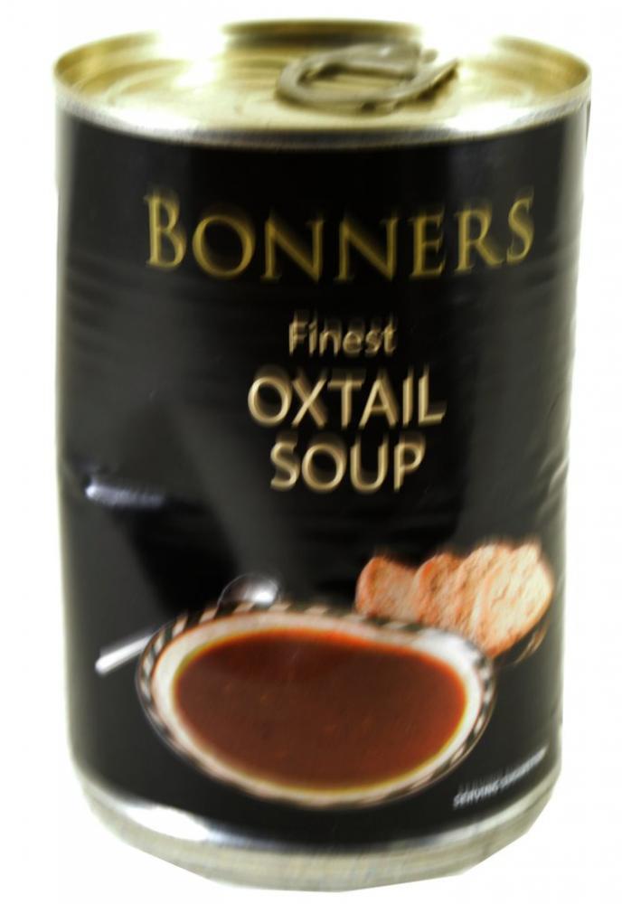 Bonners Finest Oxtail Soup 400g