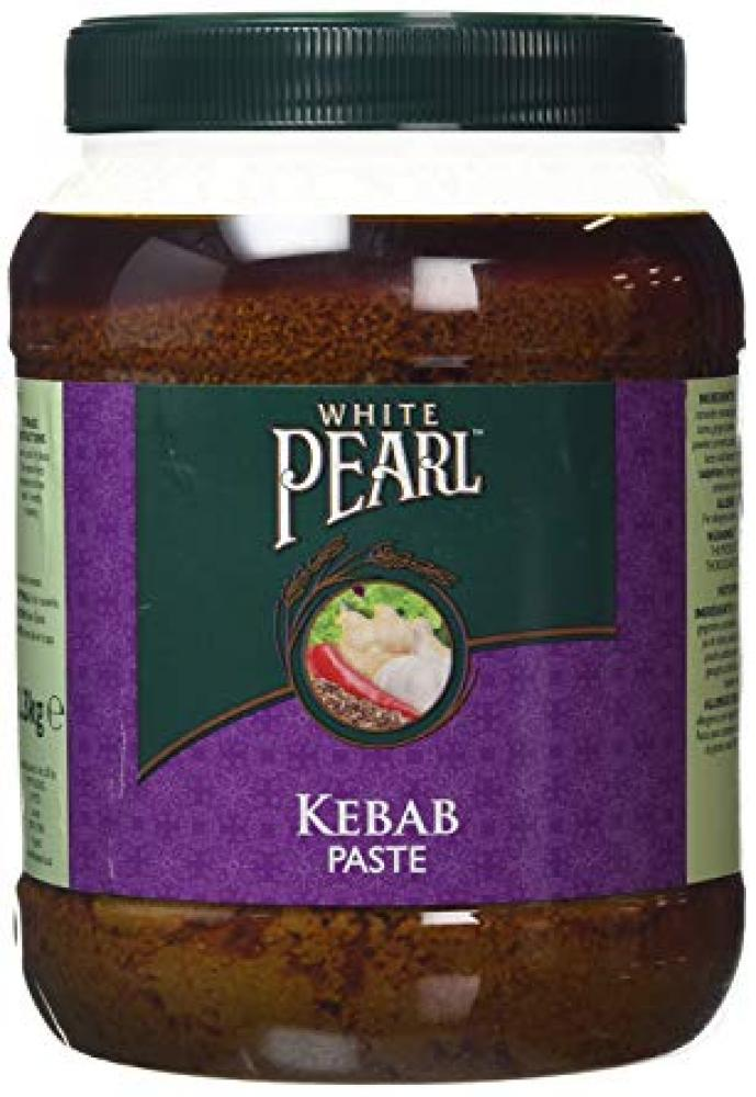 White Pearl Kebab Paste 2.3 kg
