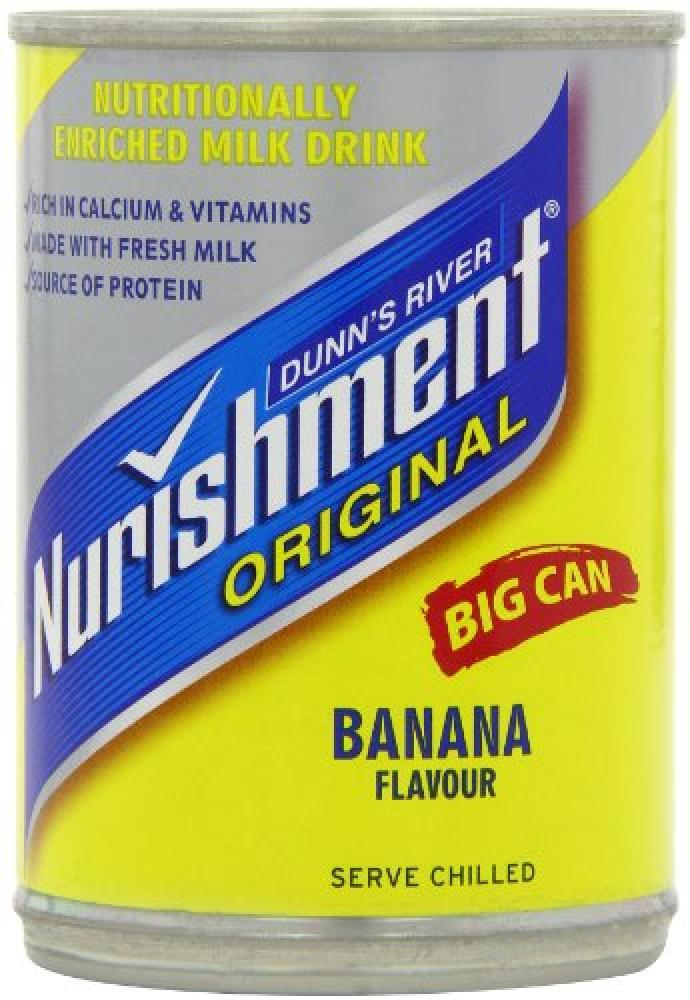 Nurishment Original Banana Flavour 370ml