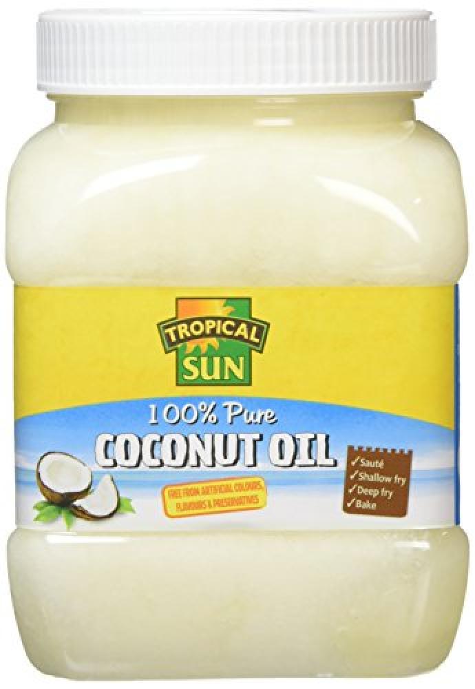 Tropical Sun 100 Pure Coconut Oil 1L