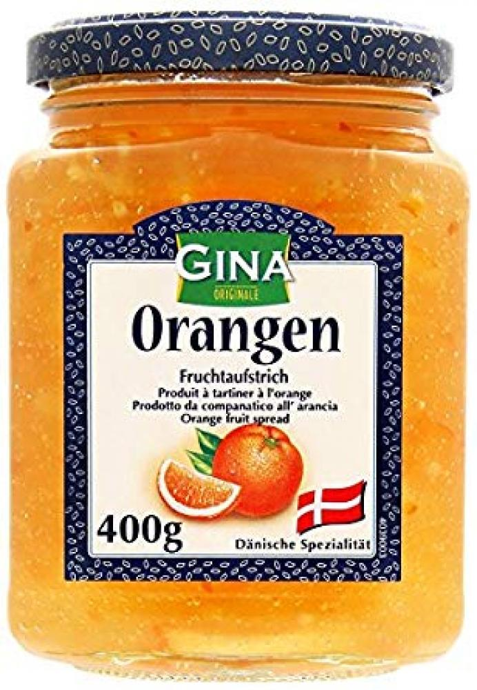 Gunz Gina Orange Fruit Spread 400g