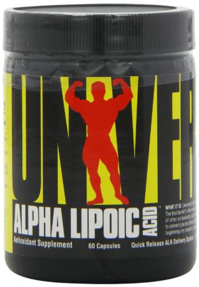 Universal Nutrition Alpha Lipoic Acid 0 Capsules